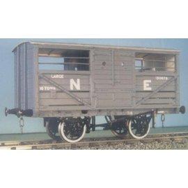 """Parkside Dundas Parkside Dundas PS05 """"LNER Standard Cattle Truck"""" (Spur O)"""