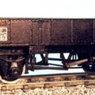 "Parkside Dundas Parkside Dundas PS14 ""BR ""Grampus"" Ballast Wagon (Diag. 1/572)"" (gauge O)"