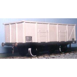 """Parkside Dundas Parkside Dundas PS15 """"BR 21 Ton Mineral Wagon (Diag. 1/107)"""" (schaal O)"""