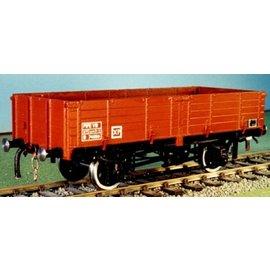 """Parkside Dundas Parkside Dundas PS17 """"BR 12 Ton Pipe Wagon (Diag. 1/462)"""" (schaal O)"""