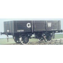 """Parkside Dundas Parkside Dundas PS23 """"GWR 13 Ton Open Goods Wagon (Diag. 024)"""" (Spur O)"""
