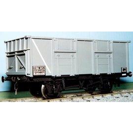 """Parkside Dundas Parkside Dundas PS25 """"BR 24,5 Ton Mineral Wagon (Diag. 1/115)"""" (schaal O)"""
