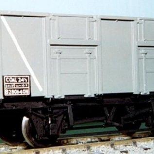 """Dundas Models (formerly Parkside Dundas) Parkside Dundas PS25 """"BR 24,5 Ton Mineral Wagon (Diag. 1/115)"""" (gauge O)"""