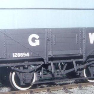 """Parkside Dundas Parkside Dundas PS27 """"GWR 12/13 Ton Open Goods Wagon (Diag. 032/033)"""" (Spur O)"""