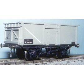 "Dundas Models (formerly Parkside Dundas) Parkside Dundas PS30 ""BR 16 Ton Mineral Wagon (Diag. 1/108)"" (schaal O)"