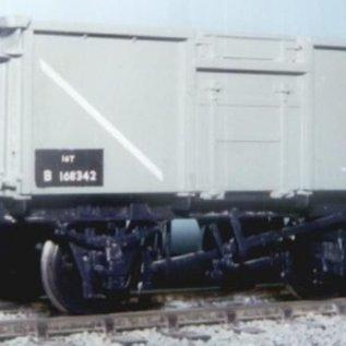 """Dundas Models (formerly Parkside Dundas) Parkside Dundas PS30 """"BR 16 Ton Mineral Wagon (Diag. 1/108)"""" (gauge O)"""
