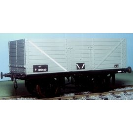 "Parkside Dundas Parkside Dundas PS33 ""ex Private Owner Steel Chassis 13 Ton Mineral Wagon"" (Spur O)"