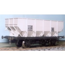 "Dundas Models (formerly Parkside Dundas) Parkside Dundas PS104 ""BR 21 Ton Coal Hopper (Diag. 1/146)"" (gauge O)"