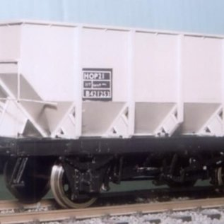 "Parkside Dundas Parkside Dundas PS104 ""BR 21 Ton Coal Hopper (Diag. 1/146)"" (Spur O)"