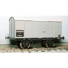 """Parkside Dundas Parkside Dundas PS112 """"LMS (LNER BR) Gunpowder Van"""" (Spur O)"""