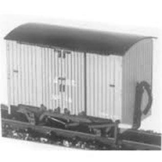 "Dundas Models (formerly Parkside Dundas) Parkside Dundas DM16 ""Lynton & Barnstaple 4 Wheel Goods Van"" (gauge OO9/HOe)"