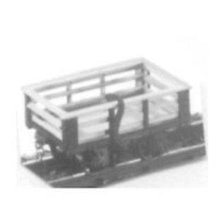 "Dundas Models (formerly Parkside Dundas) Parkside Dundas DM24 ""Festiniog Railway 2 Ton Steel Sided Slate Wagon"" (schaal OO9/HOe)"
