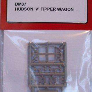 """Parkside Dundas Parkside Dundas DM37 """"Hudson V Tipper Wagon"""" (Spur OO9/HOe)"""