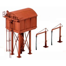 Ratio Ratio Accessories 215 Square Water Tower (Gauge N)