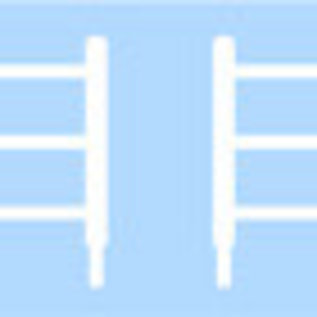 Ratio Ratio 216 Holz Geländer (Spur N)