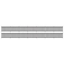 Ratio Ratio Accessories 245 Eisenzaun (Spur N)
