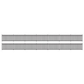 Ratio Ratio Accessories 245 spijlenhekwerk (schaal N)