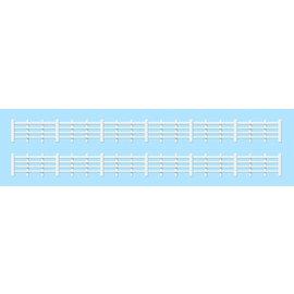 Ratio Ratio Lineside 424 Holzzaun (Spur H0/00)