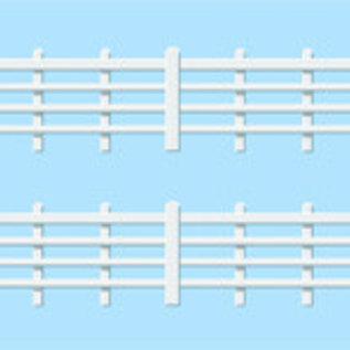 Ratio Ratio Lineside 424 houten hekwerk (schaal H0/00)