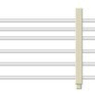Ratio Ratio Lineside 419 Betonpfosten für Zäune (Spur H0/00)
