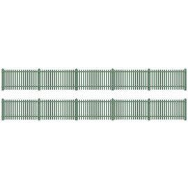 Ratio Ratio Lineside 431 Station Fencing Green (Gauge H0/00)