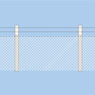 Ratio Ratio Lineside 436 gaas hekwerk (schaal H0/00)