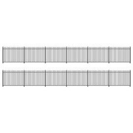 Ratio Ratio Lineside 434 Eisenzaun (Spur H0/00)