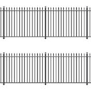 Ratio Ratio Lineside 434 Spear Fencing (Gauge H0/00)