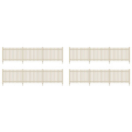 Ratio Ratio Lineside 432 SR Concrete Pale Fencing (Gauge H0/00)