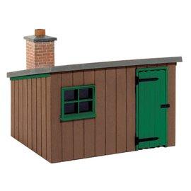 Peco Peco LK704 Holz Hütte (schaal 0)