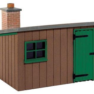 Peco Peco LK704 Wooden Lineside Hut (Gauge 0)