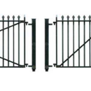Peco Peco LK742 GWR Spear Fencing Gates (Gauge 0)
