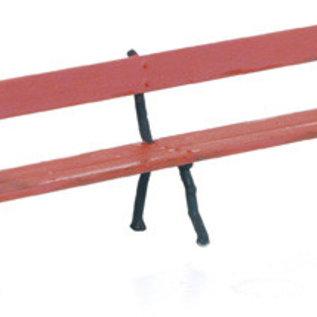 Peco Peco LK762 MR Station Seats (Gauge 0)