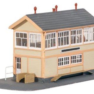 Ratio Ratio Accessories 223 GWR Wooden Signal Box (Gauge N)