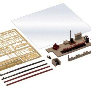 Ratio Ratio Accessories 224 Stellwerk Innenausstattung (Spur N)