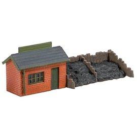 Ratio Ratio Accessories 229 kolen lager (schaal N)