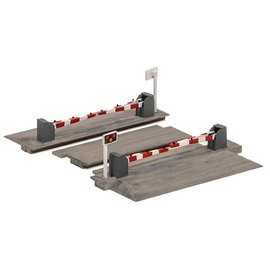 Ratio Ratio Accessories 235 Level Crossing with Barriers (Gauge N)