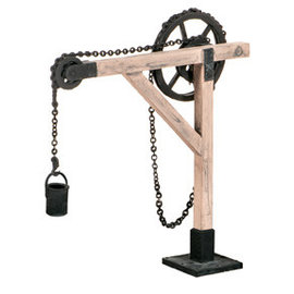 Ratio Ratio Lineside 543 Hoist (Gauge H0/00)