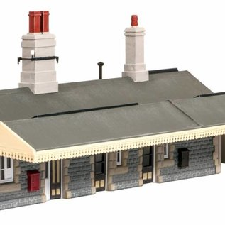 Ratio Ratio Trackside Series 504 Station Building (Gauge H0/00)
