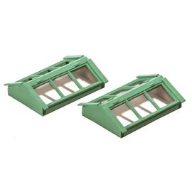 Ratio Ratio Lineside 512 Skylights (Gauge H0/00)