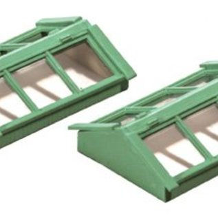Ratio Ratio Lineside 512 Dachfenster (Spur H0/00)