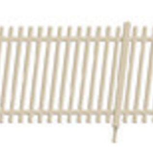 Ratio Ratio Lineside 432A SR betonpalen hekwerk en poorten (schaal H0/00)