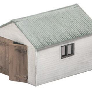 Wills Wills Scenic Series SS13 Domestic Garage (Gauge H0/00)