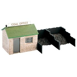 Wills Wills Scenic Series SS15 Coal Yard and Hut (Gauge H0/00)