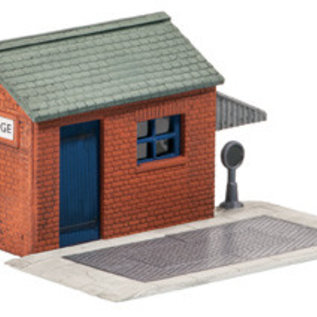 Wills Wills Scenic Series SS16 Weighbridge and Hut (Gauge H0/00)