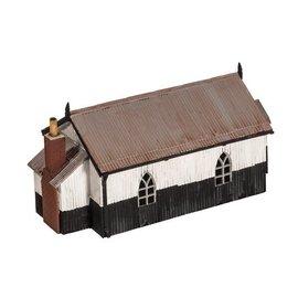 Wills Wills Scenic Series SS70 Corrugated Iron Chapel (Gauge H0/00)