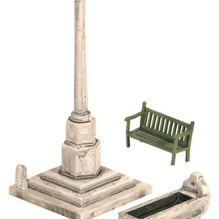 Wills Wills Scenic Series SS72 monument (schaal H0/00)