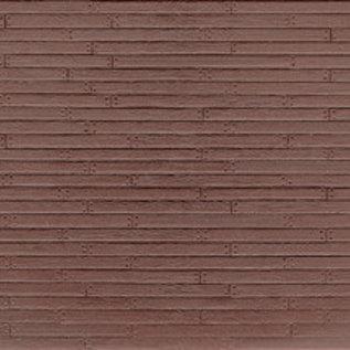 Wills Wills Material Sheets SSMP201 Selbstbauplatte Holzdielen (Spur H0/00)