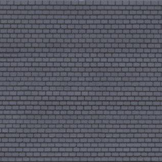 Wills Wills Material Sheets SSMP203 Selbstbauplatte Schieferdach (Spur H0/00)