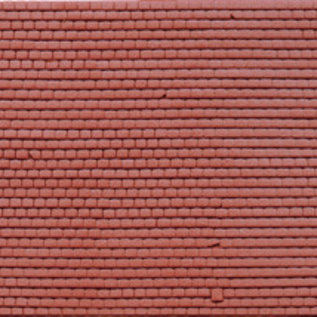 Wills Wills Material Sheets SSMP211 Selbstbauplatte Dachziegel (Spur H0/00)